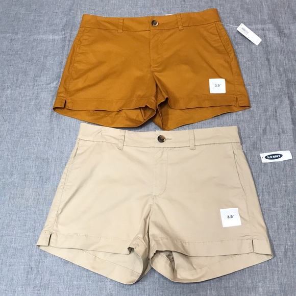 Old Navy Pants - 2 Old Navy Everyday Shorts